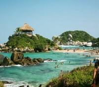 5 increíbles playas colombianas